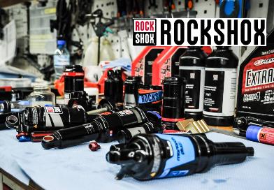 Serwisy autoryzowane ROCK-SHOX