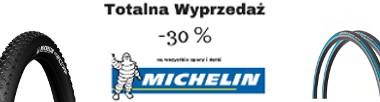 Totalna wyprzedaż Michelin